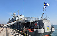 Украина ввела санкции против флагмана своего флота «Гетмана Сагайдачного»