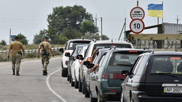 Власти Крыма: Туристическая блокада полуострова провалилась