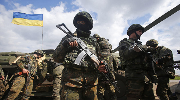 Бойцы ВСУ подорвались на собственных минах при попытке прорыва в ДНР