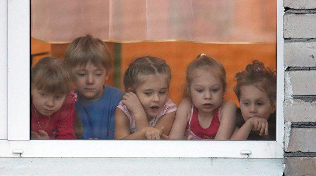 Очередь в детские сады в Украине составляет 65 тысяч детей