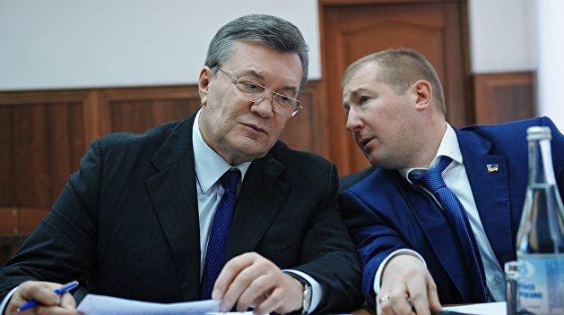 На Украине прекратили заочное расследование дела Януковича