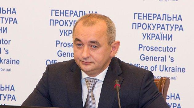 «Ничего хорошего не будет»: Главный военный прокурор призвал украинцев помирить Сытника и Холодницкого