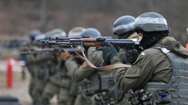 Волонтер: украинские спецназовцы бросили командира умирать на поле боя