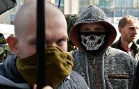 Радикалы сорвали концерт украинского певца во Львове