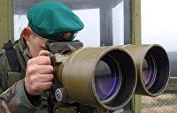 Россия перешла в Крыму на дистанционный контроль на границы
