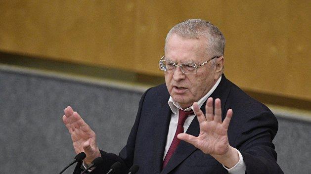 ГПУ подозревает Жириновского в финансировании терроризма