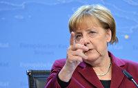 Меркель: Наша партия хочет стабильного правительства