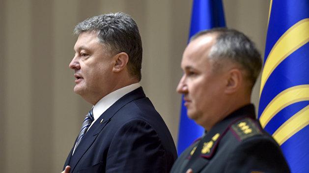 Лукаш: Об обвинениях главы СБУ