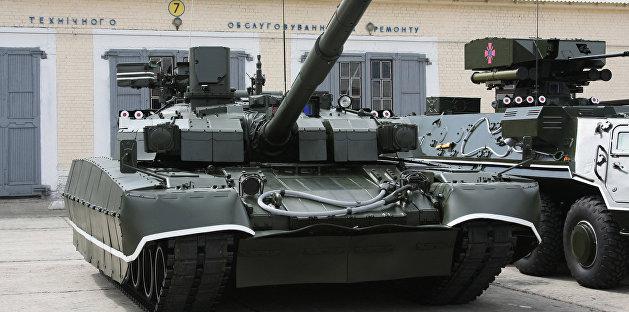 Военный эксперт рассказал, как Донбасс расправится с украинскими «Оплотами» и «Булатами»