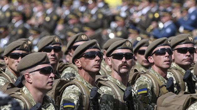 Послушная Западу «зондеркоманда»: как создавалась армия независимой Украины - РИА Новости