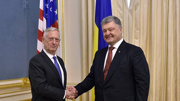 США утвердили поставку Украине военной техники на 175 млн долларов