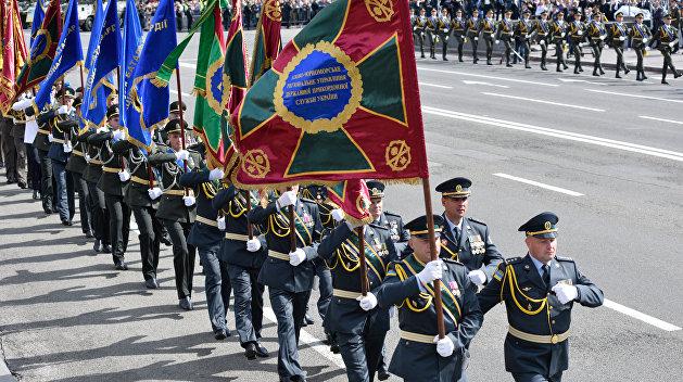 День независимости в Киеве: как выглядит казенный патриотизм