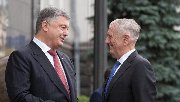 Антироссийская коалиция во всей красе