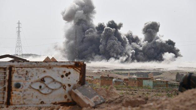 Российские военные провели уникальную операцию в Сирии