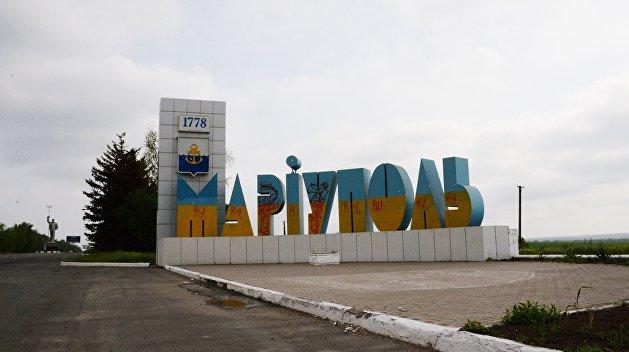 Повод для празднования Дня Победы в Мариуполе