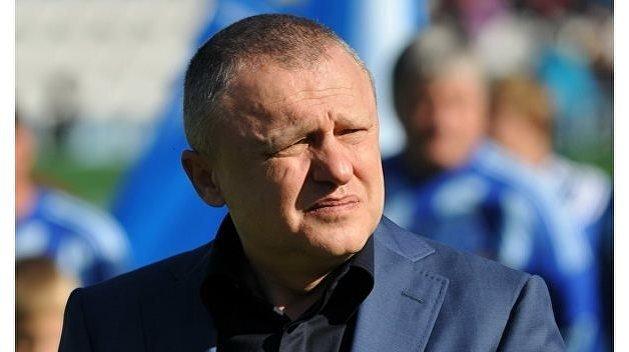 Суркис пригрозил оставить украинцев без ТВ-трансляций матчей киевского «Динамо»