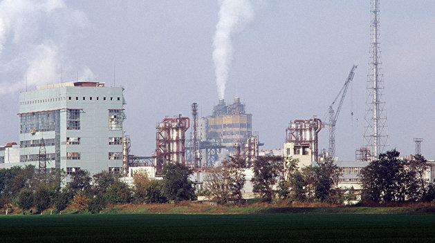 Промышленные предприятия Украины могут остановиться из-за цен на газ