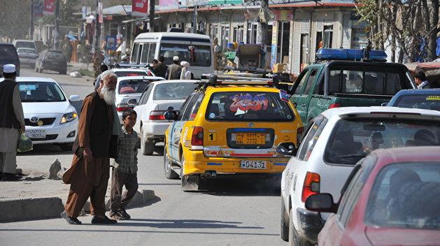В Кабуле около посольства США прогремел взрыв