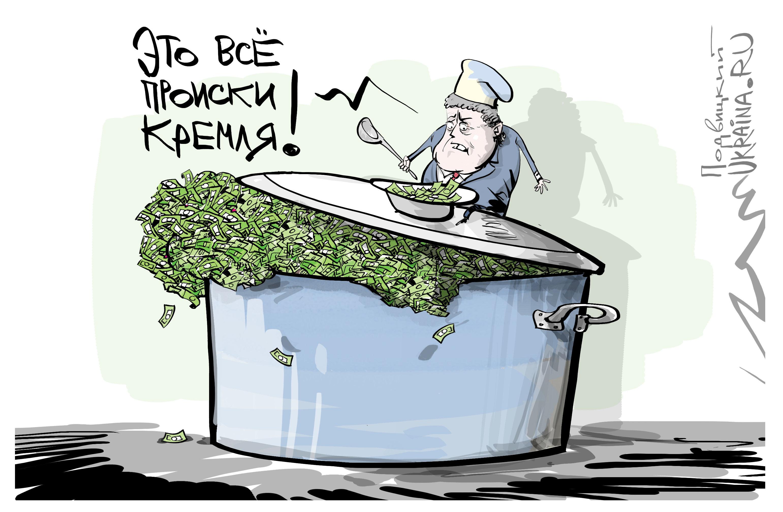 """Президент корпорации """"Украина"""""""