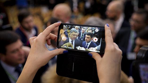Скрытое противостояние: Гройсман и Порошенко борются за имиджевые очки