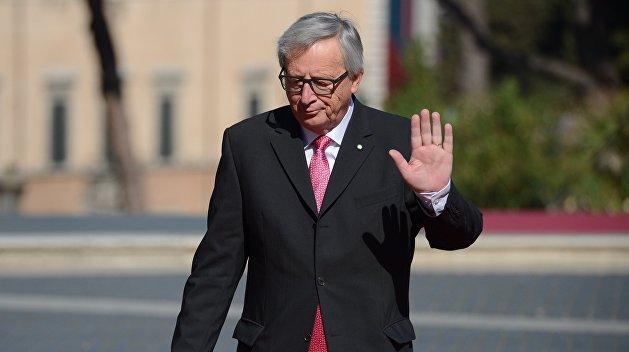 The Sun: Глава Еврокомиссии пришел на саммит в Женеве пьяным