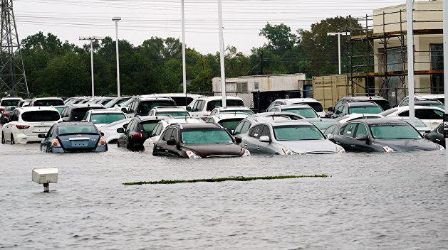 Ураган Харви в США: количество жертв идет на десятки