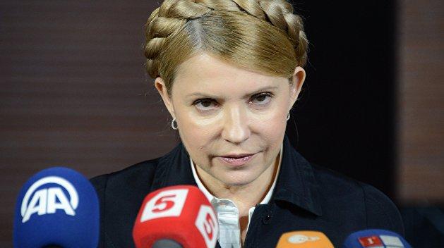 Черная вдова украинской политики возвращается