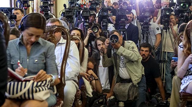 Миссия ООН на Украине сообщила об увеличении количества нападений на журналистов
