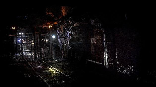 В подконтрольном Киеву Донбассе бастуют шахтеры