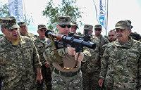 Турчинов не исключил точечных антитеррористических операций в Донбассе после отмены АТО