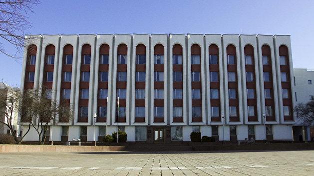Украинского дипломата в МИД Белоруссии вызвали из-за заявления заместителя Климкина