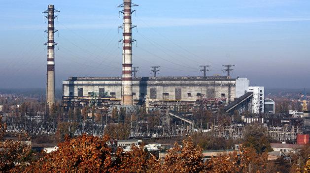 Туши свет: Трипольская ТЭС отключила второй блок после «Евровидения»