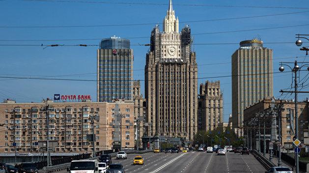 В МИД РФ рассказали о перспективах введения Украиной виз с Россией