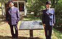Союз Добровольцев Донбасса почтил память русских защитников Сербии