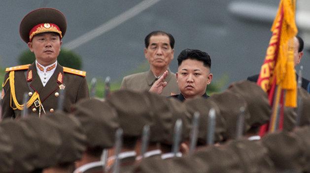 Лидер КНДР привел войска в готовность для нанесения удара по военным объектам США