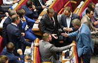 Левочкин: В парламенте представлены партии – политические банкроты