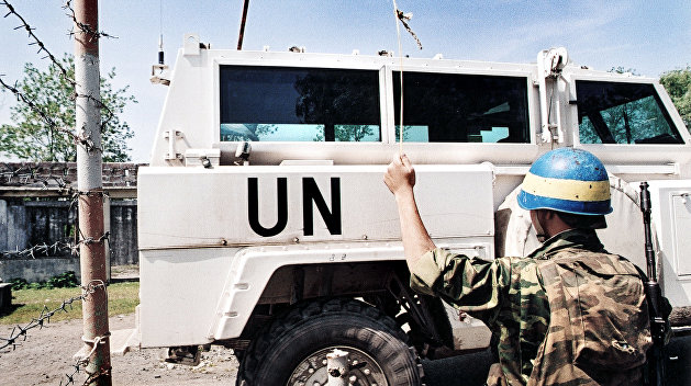 Госдеп предложил разместить миротворцев ООН на российско-украинской границе