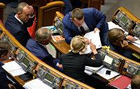 Без «войны»: вместо «борьбы с террористами» Киев займется «обороной Украины»