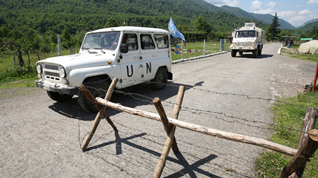 Эксперт: Сценарий введения миротворцев на Украину - пустая идея