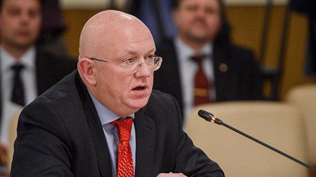 Небензя: Закон о языке — это не внутреннее дело Украины