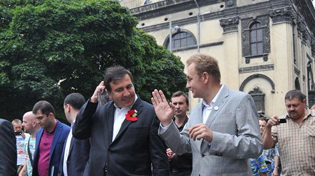 Мэр Львова назвал условия для политического союза с Саакашвили