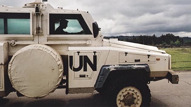 В Мали трое миротворцев ООН погибли от взрыва