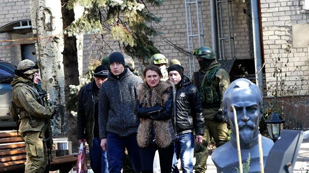 Киев передаст ДНР 15 пленных под Горловкой