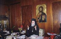 Порошенко снова попросил у Вселенского патриарха поместную церковь