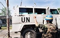 Миротворческая оккупация: как Киев видит вооруженную миссию ООН