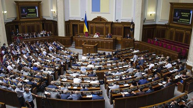 Фракция Порошенко выступает против визового режима с Россией
