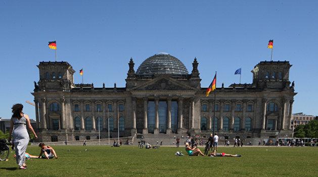 В правительстве Германии путч
