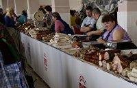 Вилкул: Масло и мясо на Украине стали роскошью