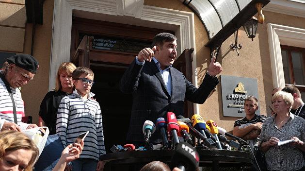 Кость Бондаренко: У Саакашвили хотят увести «пассионариев»