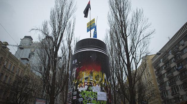 Место Ленина на Бессарабке может занять Бандера